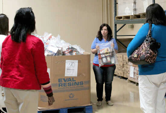 Local News: Food Bank celebrates new home (5/17/14