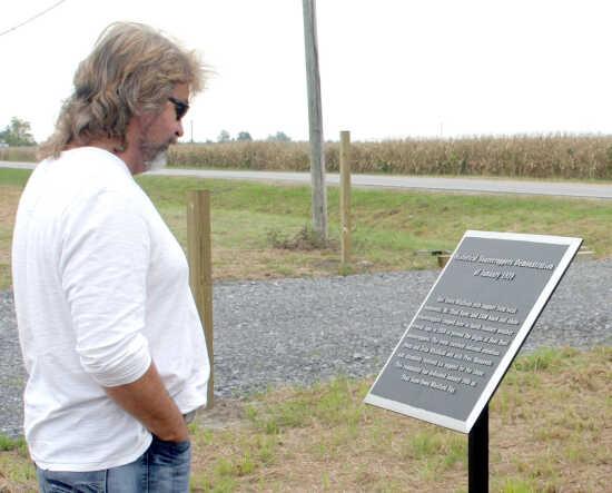 Dedication for new historical marker scheduled for Sept. 27