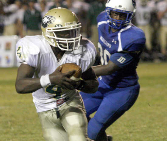 NMCC runs wild against Charleston 72-30
