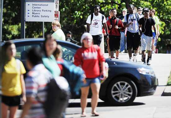 SEMO accommodates growing enrollment