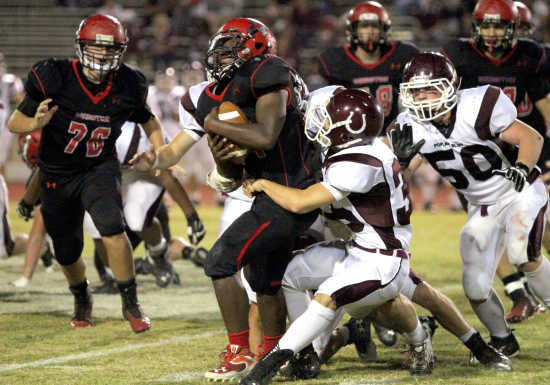 Underdog Sikeston hosts state-ranked Jackson