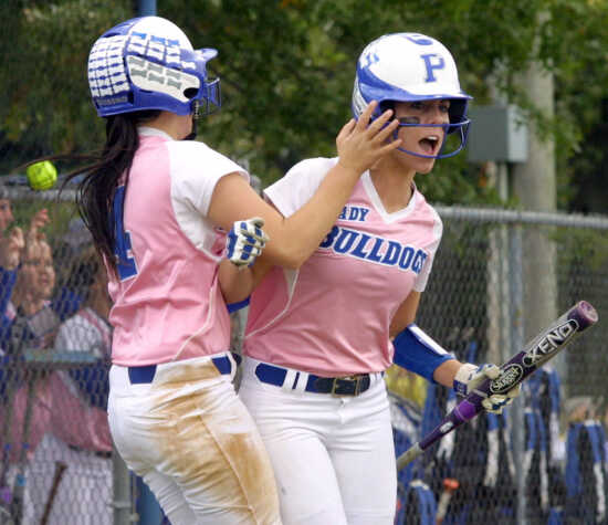 Tiffany tosses no-hitter, Portageville advances to state semifinal