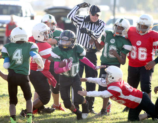 Weekend youth football