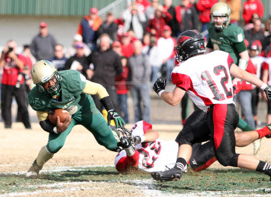Malden's state hopes dashed by defending champion Lamar