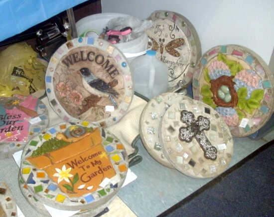 Benton community marks 15th annual craft sale