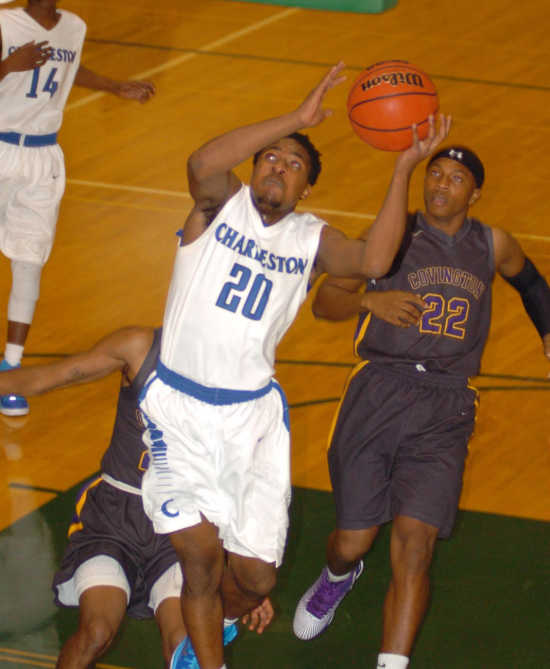 Bluejays slip in second half, fall to Covington 94-81