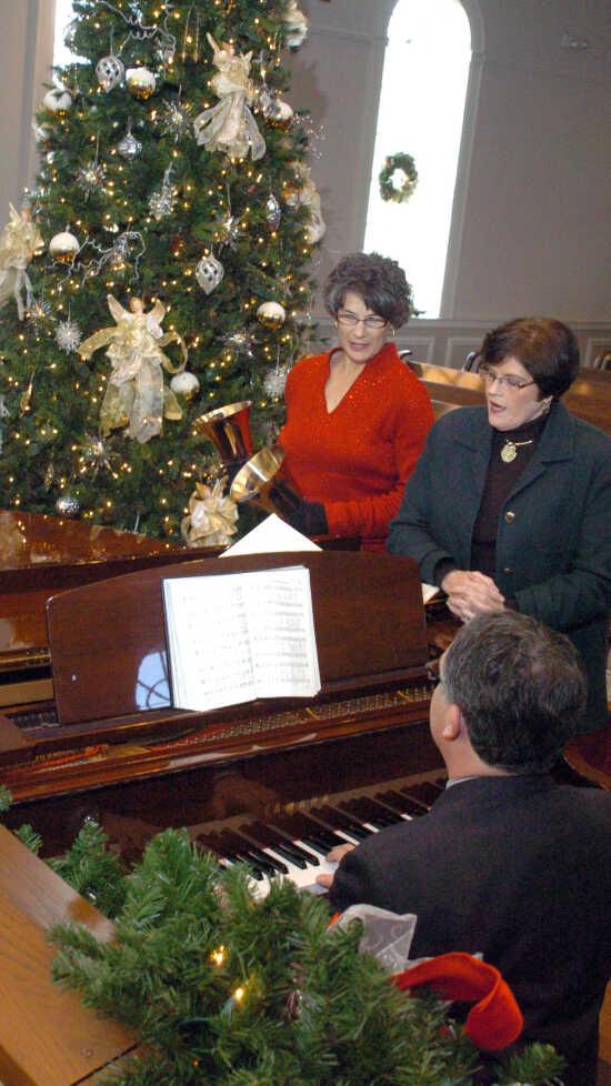 Charleston Christmas Concert is Sunday