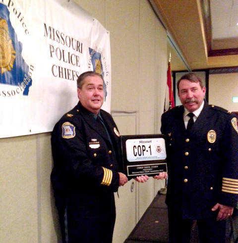 Juden to lead Missouri Police Chiefs Association
