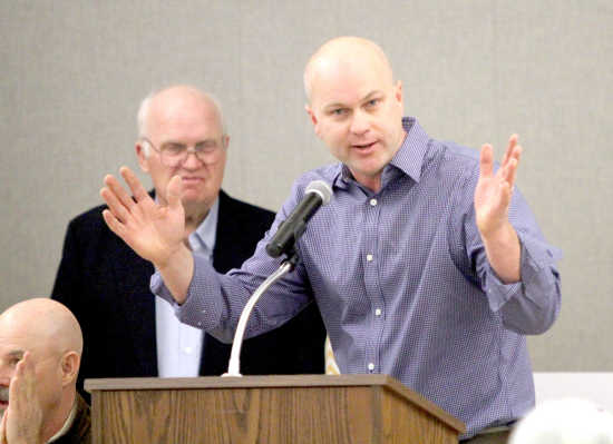 Farmers honored at SRC luncheon