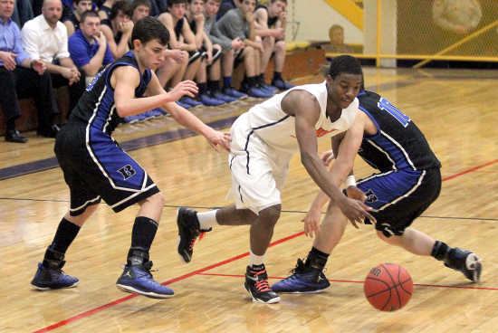 Porter's lights-out second half guides Scott Central to Class 2, District 1 title
