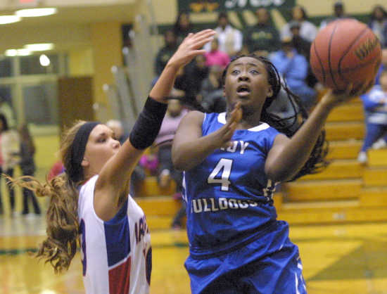 Twin Rivers topples Portageville 64-33 for Class 3, District 1 crown