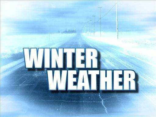More winter weather is expected on Wednesday