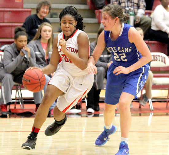 Mitchell leads Sikeston to memorable district semifinal win over Notre Dame