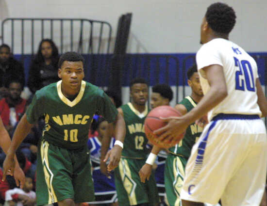 NMCC, Charleston to meet in first-ever sectional