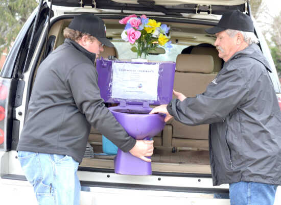 Relay will honor cancer survivors with dinner, walk and ceremony
