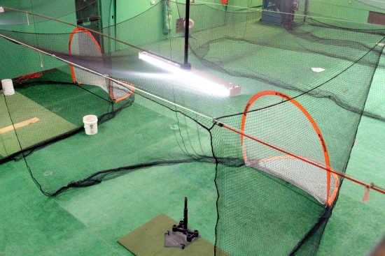 New multi-purpose facility in Miner open for baseball, softball training