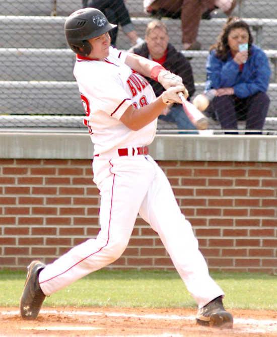 2015 Standard Democrat Baseball Player of the Year: Blake Wolferding