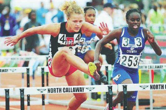 Standard Democrat Female Athlete of the Year: Dexter's MaKayla Waldner