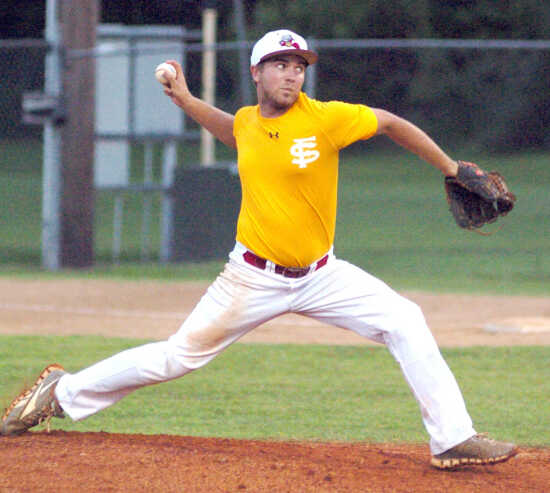 Offense explodes for Squirrels in pool play opener at regional