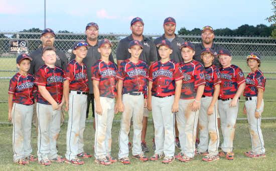 11U Missouri Legends take third in World Series