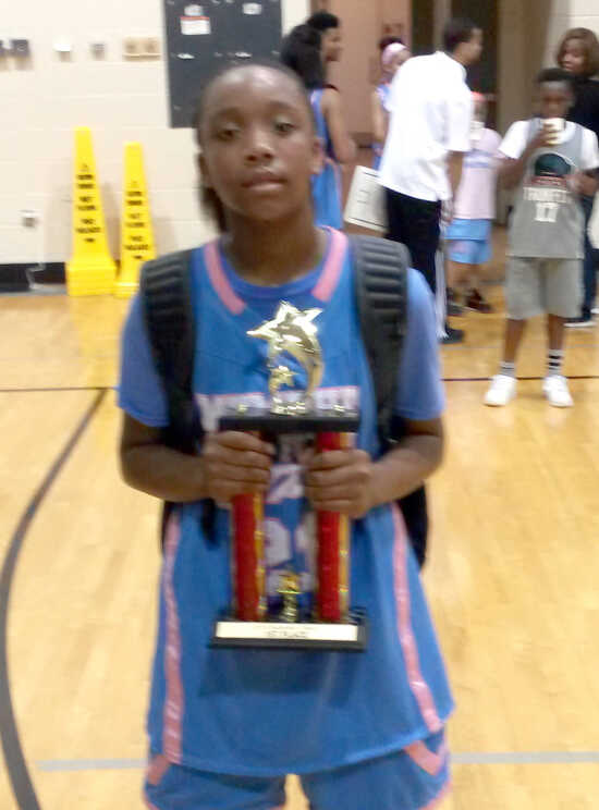 Byrd helps Memphis Stars to third place finish