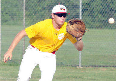 Squirrels end pool play at Midwest Plains Regional with 3-0 record