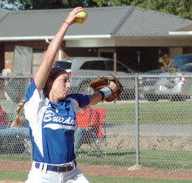 Tiffany fans 20 as Portageville escapes Jackson in 12 innings