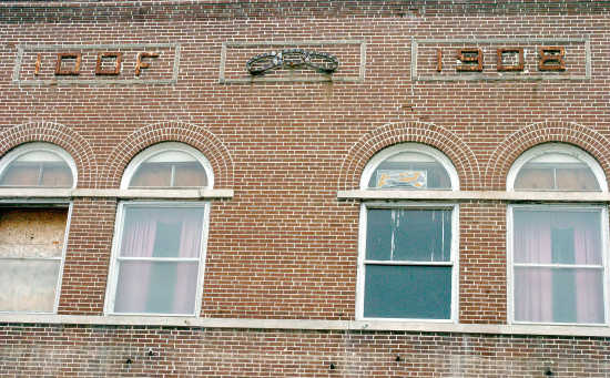IOOF building in Sikeston needing repairs; can be bought for a dollar