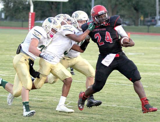 Sikeston runs past New Madrid County Central 55-6 in home opener
