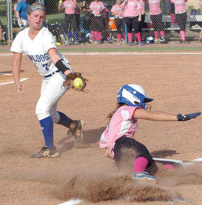 Portageville suffers first loss, falls to Notre Dame 6-2