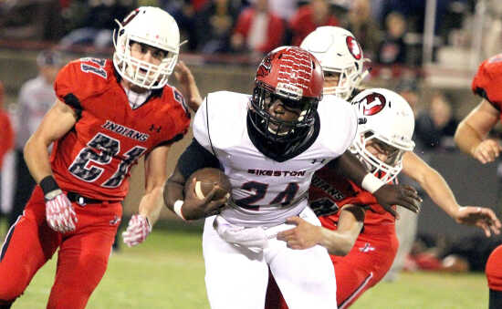 Sikeston lets conference title slip away in 41-0 rout to Jackson