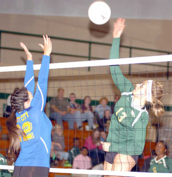 New Madrid County  Central rolls over Scott City in two sets