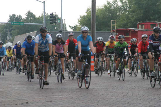 Nice riding weather is forecast for Saturday's annual Cotton Ramble