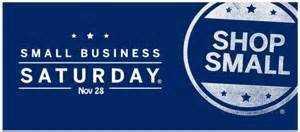 Local merchants embrace Small Business Saturday