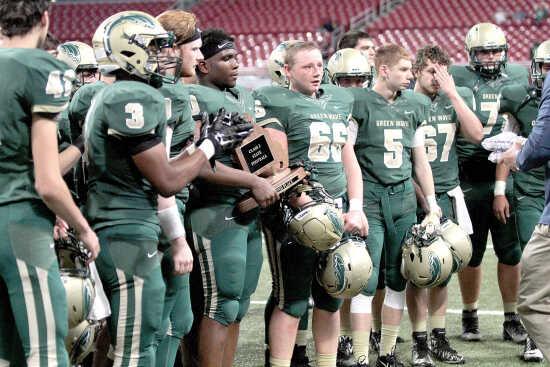 Malden drops Class 2 state championship to Lamar 37-0