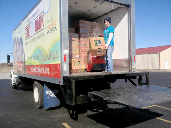 Grant funds enable SEMO Food Bank to distribute more healthy food to needy