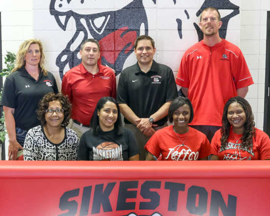 Bonner signs with Jefferson College