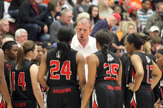Sikeston girls basketball coach Matt Schonhoff resigns