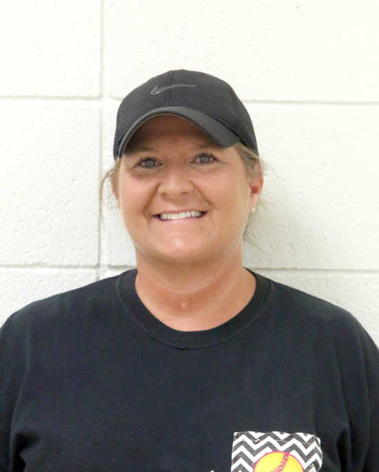 Laura Brown returns from the stands to coach Sikeston softball