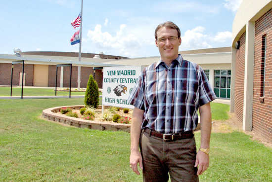 Duncan's career comes full circle as he returns to NMCC as superintendent