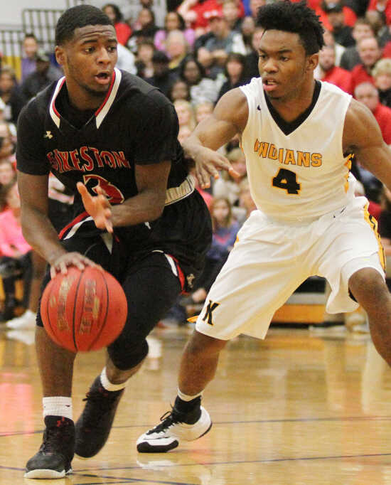 Strong second half lifts Sikeston over Kennett