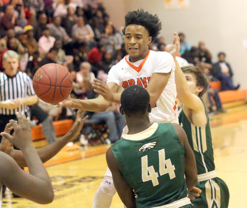 Braves finding their groove, finish regular season with 82-72 win over NMCC