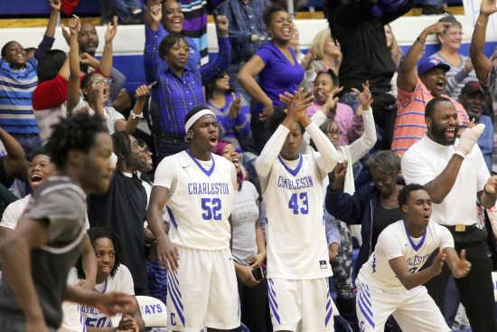 Charleston battles back from 13, holds off SEMO Conference foe Poplar Bluff in regular season finale