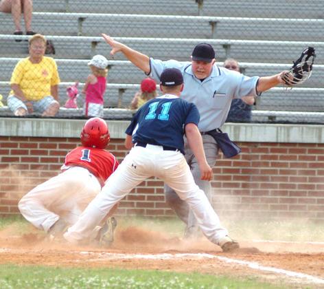 Joe Bill Davis named Missouri Umpire of the Year
