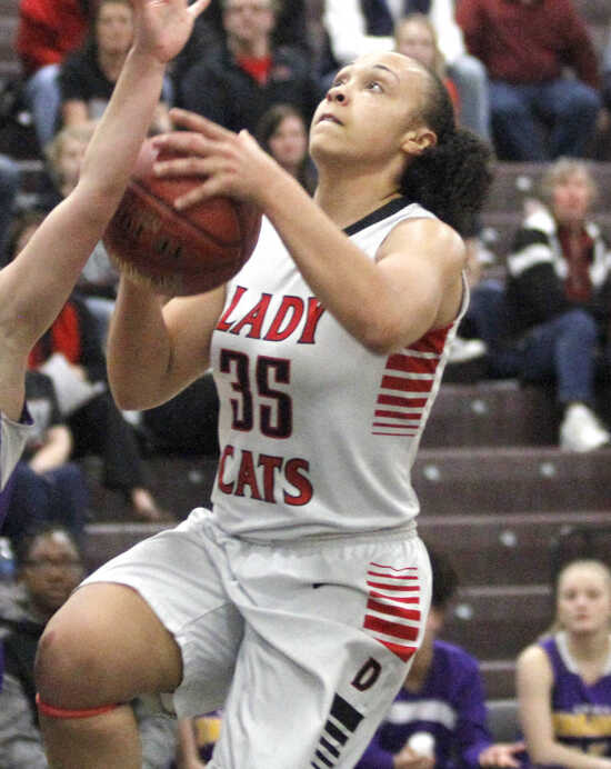 2016-17 Standard Democrat Girls Basketball Player of the Year: Chaylea Mosby, Dexter