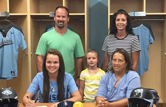 Kelly softball player Samantha Ratledge moves on from MAC