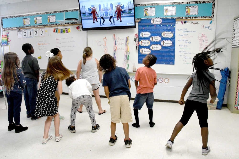 Portageville Elementary summer school: Mixing learning with summer fun