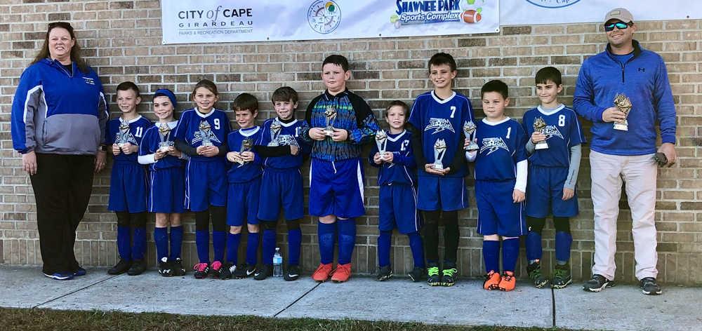 Storm Soccer Recognition