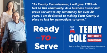 Terry Cole for Commissioner