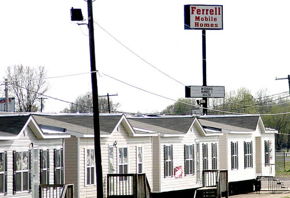 Business Ferrell Mobile Homes Named Top Dealer In Missouri For The